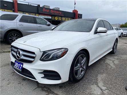 2017 Mercedes-Benz E-Class Base (Stk: 113023) in Toronto - Image 1 of 23