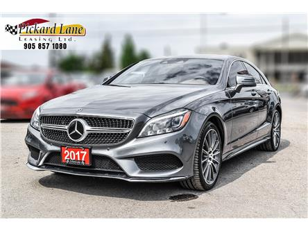2017 Mercedes-Benz CLS 550 Base (Stk: 203393) in Bolton - Image 1 of 24