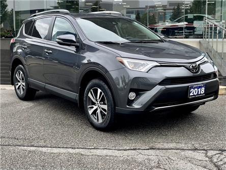 2018 Toyota RAV4 XLE (Stk: 33709A) in Markham - Image 1 of 25