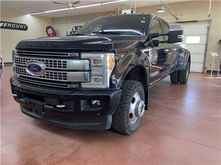 2017 Ford F-350 Platinum (Stk: T21-110A) in Nipawin - Image 1 of 25