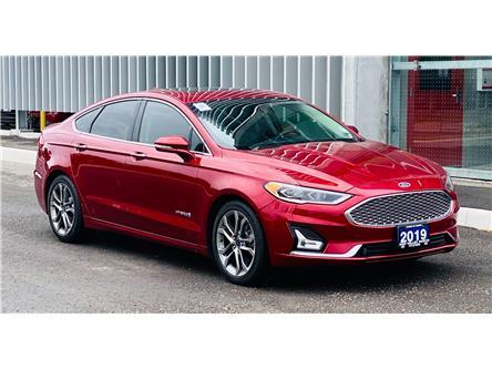 2019 Ford Fusion Hybrid Titanium (Stk: 9315H) in Markham - Image 1 of 19