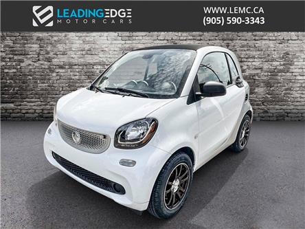 2016 Smart Fortwo Pure (Stk: 18147) in King - Image 1 of 12