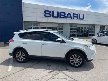 2016 Toyota RAV4 Hybrid Limited (Stk: S21256A) in Newmarket - Image 1 of 11