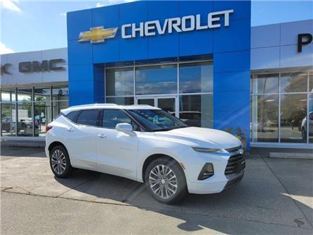 2021 Chevrolet Blazer Premier (Stk: 21T137) in Port Alberni - Image 1 of 30