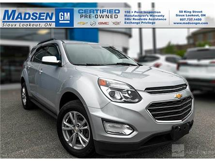 2017 Chevrolet Equinox  (Stk: A21205) in Sioux Lookout - Image 1 of 10