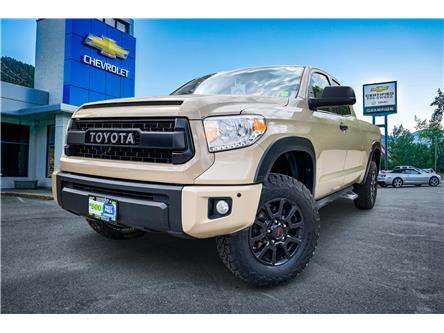 2017 Toyota Tundra  (Stk: 21-108A) in Trail - Image 1 of 20