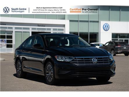 2020 Volkswagen Jetta Comfortline (Stk: U6748) in Calgary - Image 1 of 33