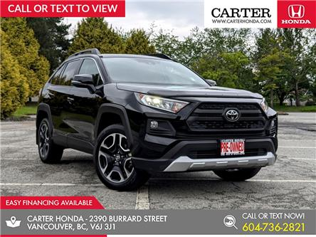 2019 Toyota RAV4 Trail (Stk: 9M02651) in Vancouver - Image 1 of 23