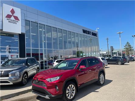 2019 Toyota RAV4 Limited (Stk: T22050A) in Edmonton - Image 1 of 30