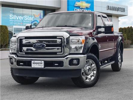 2016 Ford F-350 Lariat (Stk: 21461A) in Vernon - Image 1 of 26
