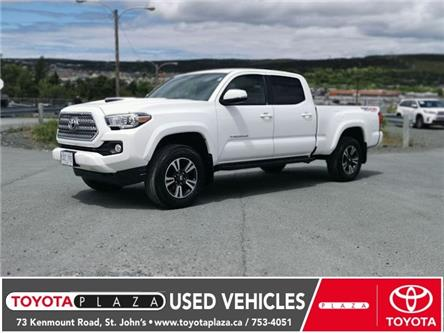 2016 Toyota Tacoma  (Stk: 40271A) in ST. JOHN'S - Image 1 of 14