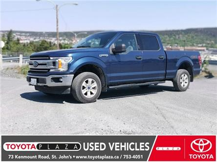 2018 Ford F-150 XLT (Stk: 40303A) in St. Johns - Image 1 of 10