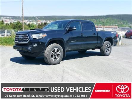 2018 Toyota Tacoma SR5 (Stk: P3645) in ST. JOHN'S - Image 1 of 3