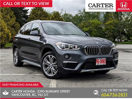 2018 BMW X1 xDrive28i (Stk: B02750) in Vancouver - Image 1 of 23