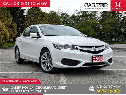 2018 Acura ILX Premium (Stk: B07370) in Vancouver - Image 1 of 22
