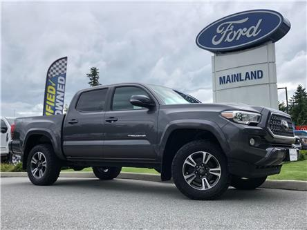 2019 Toyota Tacoma TRD Sport (Stk: P9567) in Vancouver - Image 1 of 30