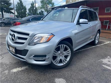 2014 Mercedes-Benz Glk-Class Base (Stk: 142513) in SCARBOROUGH - Image 1 of 26