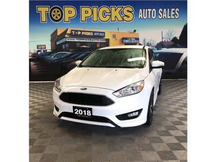 2018 Ford Focus SE (Stk: 263742) in NORTH BAY - Image 1 of 25