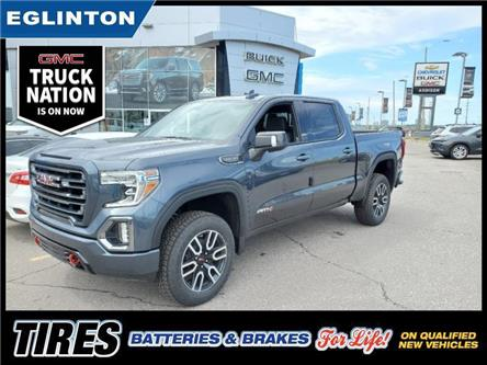 2021 GMC Sierra 1500 AT4 (Stk: MZ344604) in Mississauga - Image 1 of 26