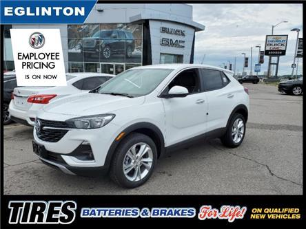 2021 Buick Encore GX Preferred (Stk: MB167636) in Mississauga - Image 1 of 20
