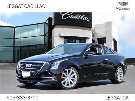 2017 Cadillac ATS 2.0L Turbo Base (Stk: 6365D) in Burlington - Image 1 of 24