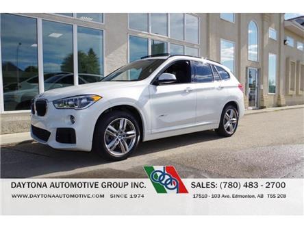2017 BMW X1 xDrive28i (Stk: 8476) in Edmonton - Image 1 of 21
