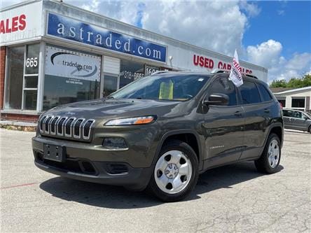 2015 Jeep Cherokee Sport (Stk: 46978728A) in Hamilton - Image 1 of 18