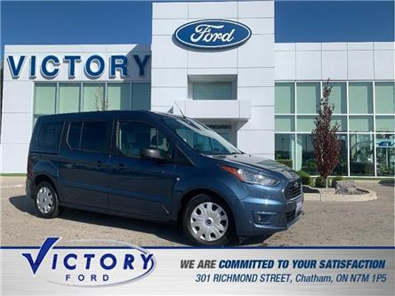 2019 Ford Transit Connect XLT (Stk: VTR18157) in Chatham - Image 1 of 29