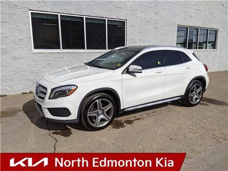 2015 Mercedes-Benz GLA-Class Base (Stk: 21SE5902A) in Edmonton - Image 1 of 30