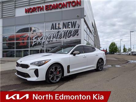 2019 Kia Stinger GT Limited (Stk: 22SP9467A) in Edmonton - Image 1 of 30