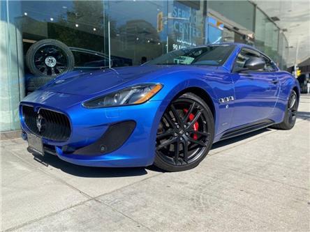 2015 Maserati GranTurismo Sport (Stk: CONSIGNM) in Toronto - Image 1 of 23