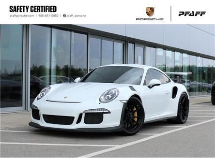 2016 Porsche 911 GT3 RS (Stk: U9643) in Vaughan - Image 1 of 30