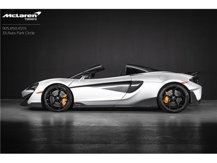 2020 McLaren 600LT Spider (Stk: MTL0063) in Woodbridge - Image 1 of 19