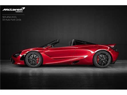 2021 McLaren 720S Spider Performance (Stk: MC0680) in Woodbridge - Image 1 of 20