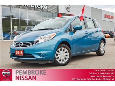 2016 Nissan Versa Note 1.6 SV (Stk: P210) in Pembroke - Image 1 of 23
