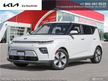 2021 Kia Soul EV EV Limited (Stk: 21038) in Stouffville - Image 1 of 23