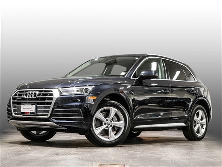 2018 Audi Q5 2.0T Progressiv (Stk: P4468) in Toronto - Image 1 of 29