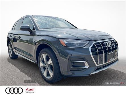 2021 Audi Q5 45 Komfort (Stk: 21025) in Windsor - Image 1 of 29
