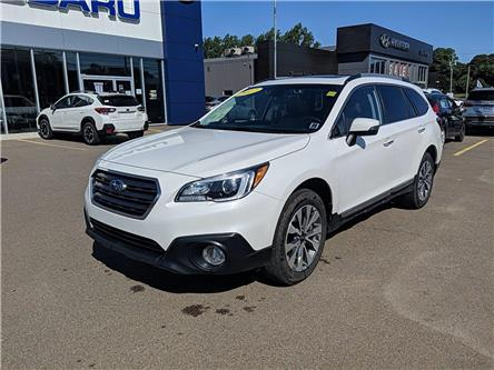 2017 Subaru Outback 2.5i Premier Technology Package (Stk: SUB2795A) in Charlottetown - Image 1 of 20