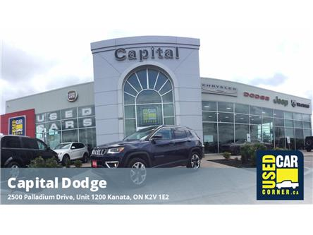 2018 Jeep Compass Limited (Stk: M00330B) in Kanata - Image 1 of 26