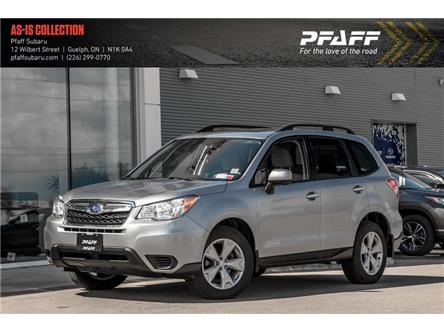 2015 Subaru Forester 2.5i (Stk: SU0400) in Guelph - Image 1 of 17