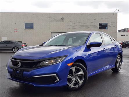 2019 Honda Civic LX (Stk: 17-P6225) in Ottawa - Image 1 of 12