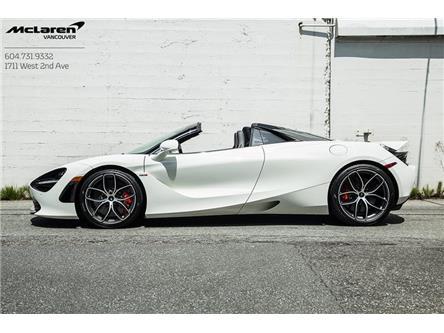 2021 McLaren 720S Spider Luxury (Stk: MV0352) in Vancouver - Image 1 of 19