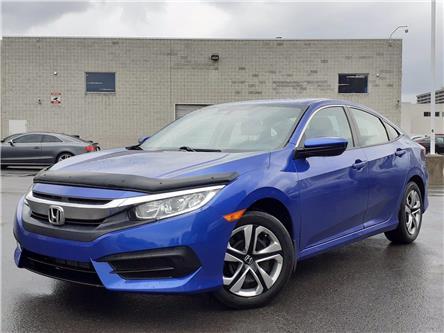 2018 Honda Civic LX (Stk: 17-P6232) in Ottawa - Image 1 of 12