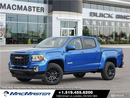 2021 GMC Canyon Elevation (Stk: 210654) in London - Image 1 of 23