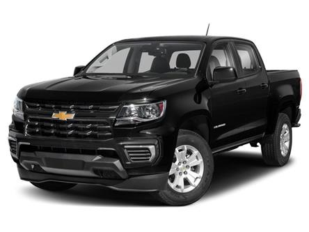 2021 Chevrolet Colorado WT (Stk: D1-22750) in Burnaby - Image 1 of 9