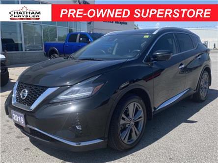 2019 Nissan Murano Platinum (Stk: U04866) in Chatham - Image 1 of 20