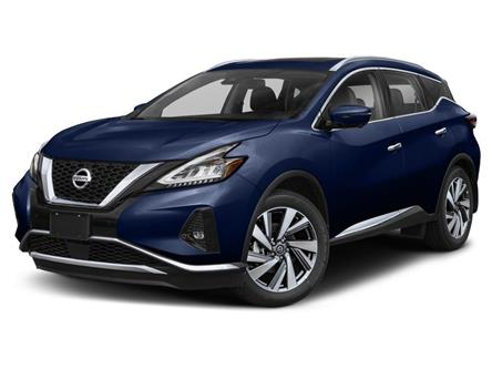2021 Nissan Murano Midnight Edition (Stk: N2125) in Thornhill - Image 1 of 9