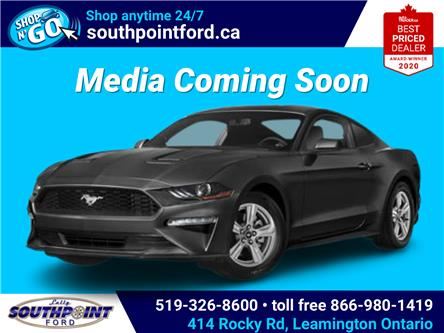 2021 Ford Mustang EcoBoost (Stk: MU27277) in Leamington - Image 1 of 10