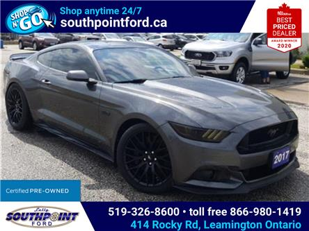2017 Ford Mustang GT (Stk: S10635B) in Leamington - Image 1 of 29